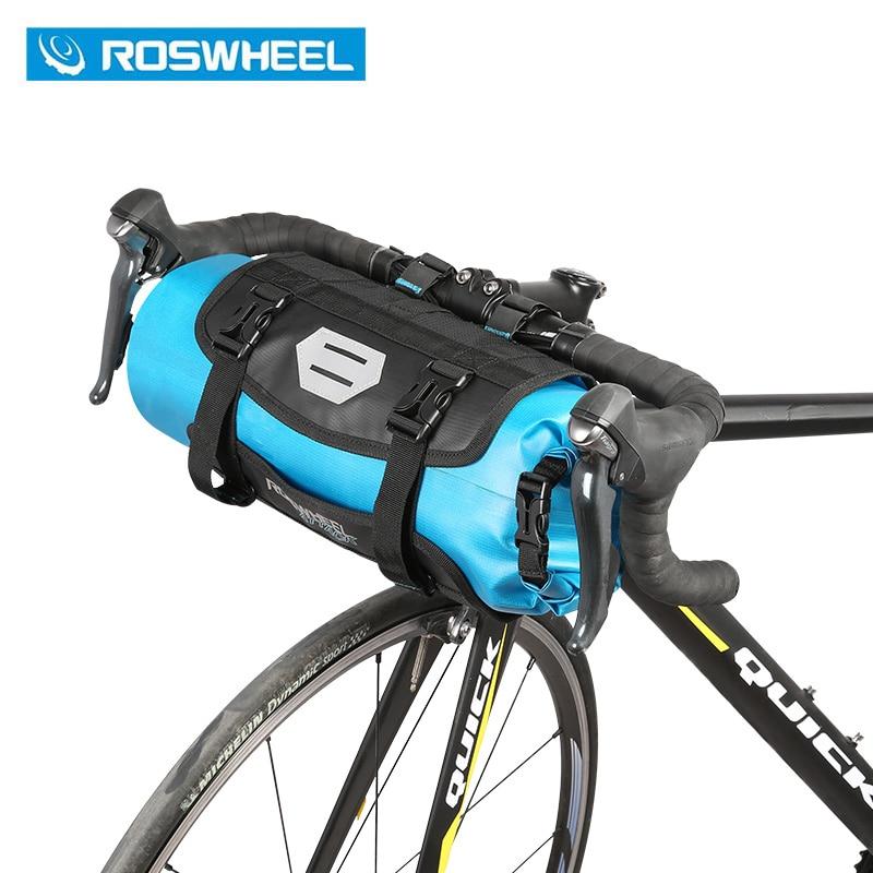ROSWHEEL 7L 100% teljes vízálló kerékpár táska Kerékpár - Kerékpározás