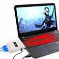 Мини Вакуумные USB Ноутбука Cooler Воздуха Извлечение Вентилятор Охлаждения Выхлопных Кулер Hot Продажа 2016
