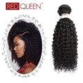 Странный Вьющиеся Волосы Девственницы 3 Связки Бразильские Волосы Kinky Вьющиеся Weave Tissage Bresilienne 7а Вьющиеся Переплетения Человеческих Волос