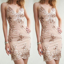 ZOGAA 2019 Women Short Slim Sexy Mini Lace Dress Club Party girls dress Bodycon Sleeveless vestidos verano &