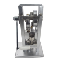 Manual Single punch tablet press/pill press machine /pill making /(lightest type) TDP 0hand operated mini type 20KG