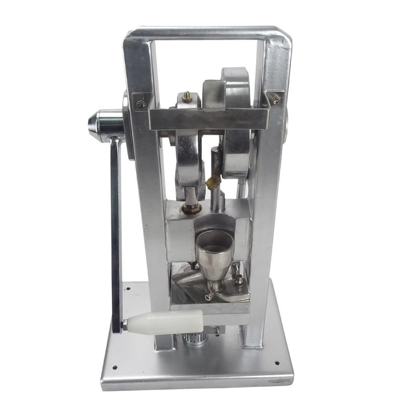Manual Single punch tablet press/pill press machine /pill making /(lightest type) TDP-0hand-operated mini type 20KG цена