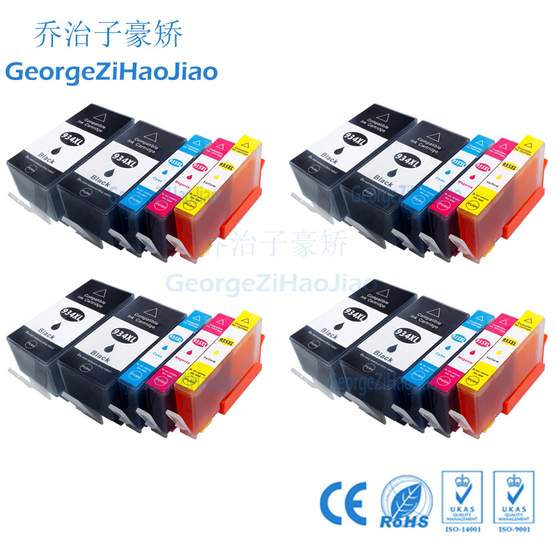20pcs 934XL Compatible Ink Cartridge for HP934 HP934XL HP 934, suit for Officejet Pro 6835 6830 6815 6230 6812 Printer20pcs 934XL Compatible Ink Cartridge for HP934 HP934XL HP 934, suit for Officejet Pro 6835 6830 6815 6230 6812 Printer
