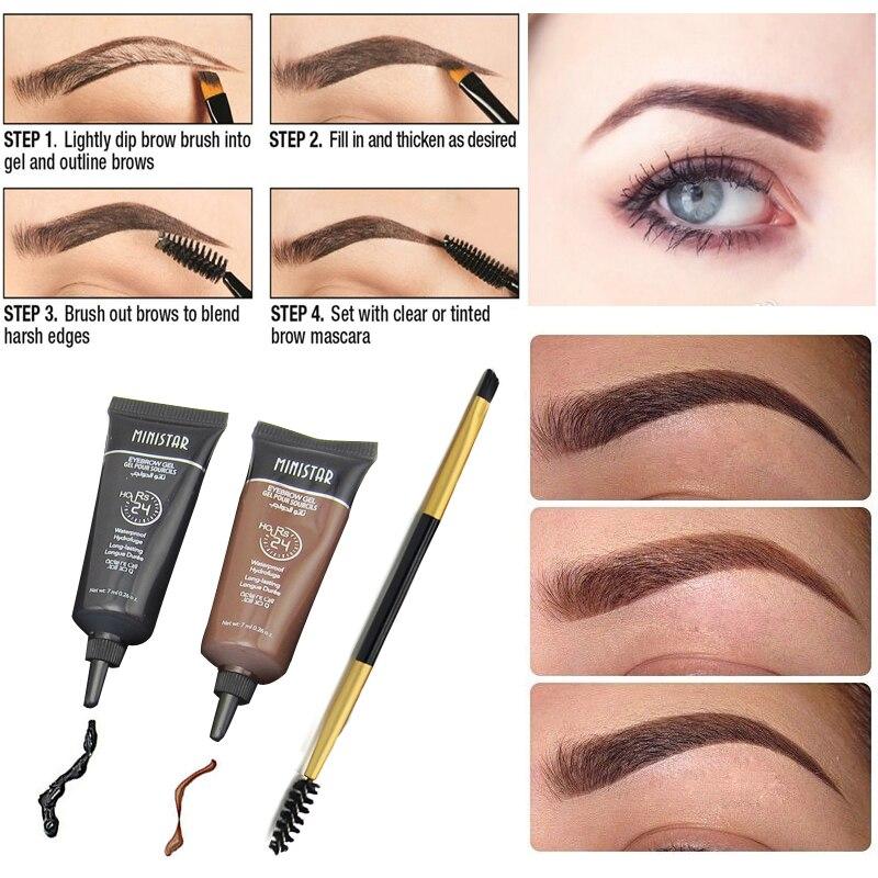 Natural Tinted Eyebrow Get