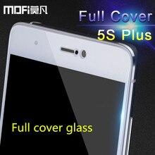 Xiaomi mi5s plus glass MOFi original Xiaomi mi5s plus tempered glass screen protector HD front guard film Snapdragon 821 5.7inch