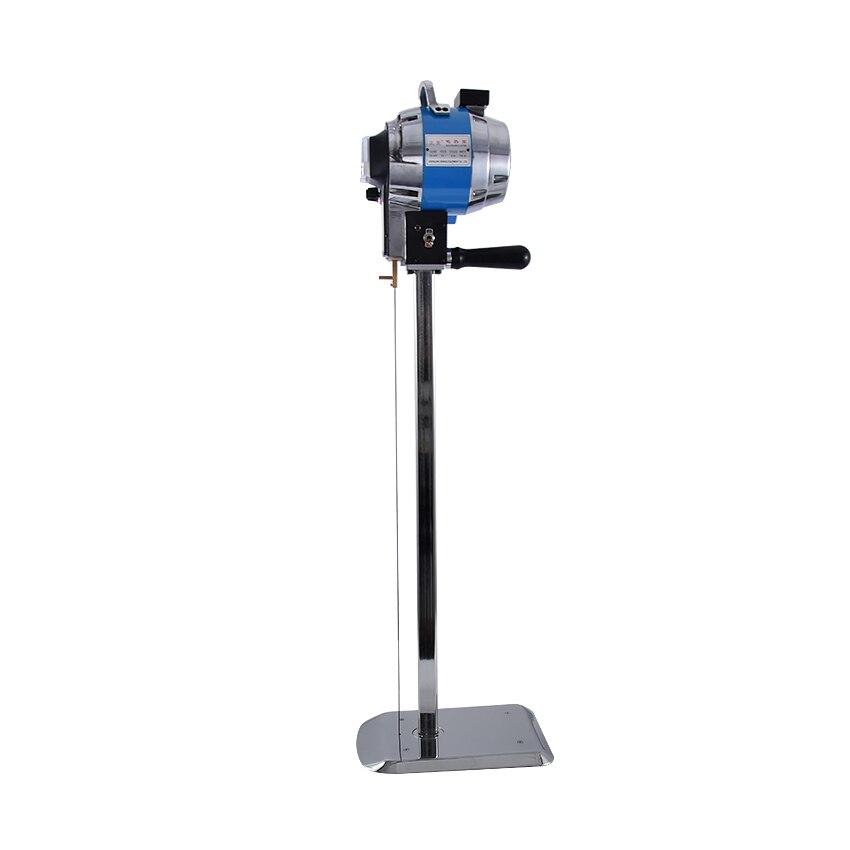 Электрическая машина для резки хлопка с химическим волокном, машина для резки пернатых волокон, аппарат для резки губки 220 В 650 Вт 30 дюймов