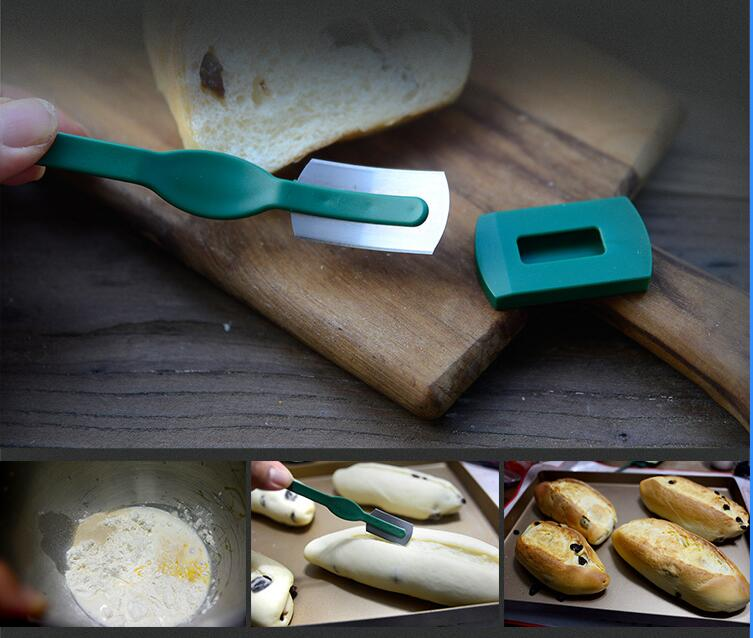 Arc Curved Dough Knife