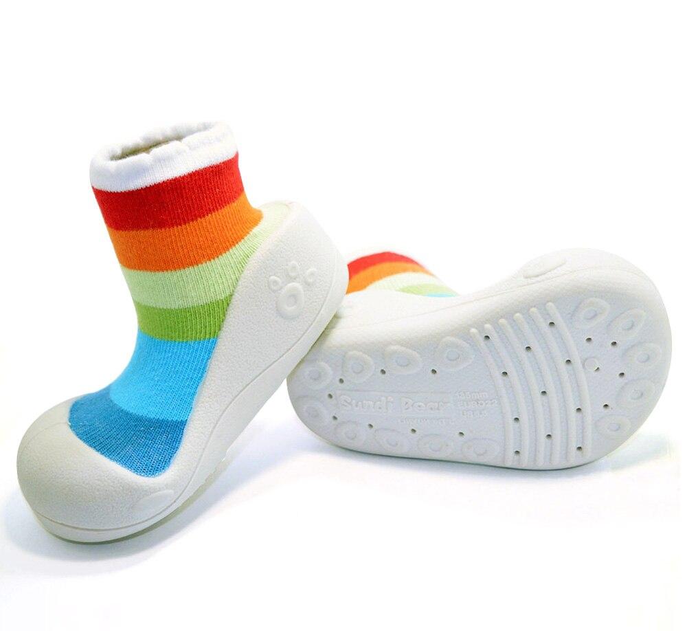 Attipas אותו עיצוב תינוק ילד נעלי תינוקת נעלי ילדים נעלי רך ונוח ילדים הראשון ווקר פעוט מוקסינים נעליים