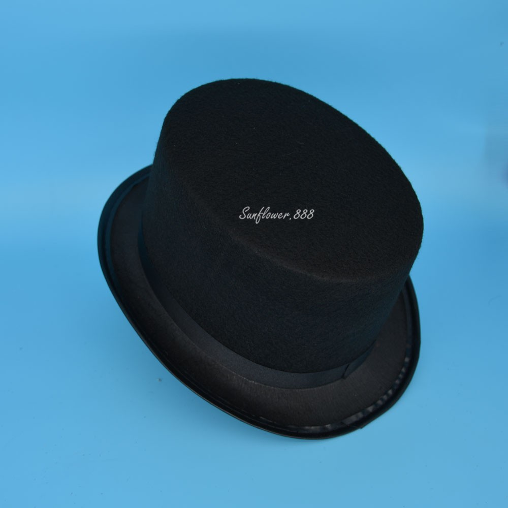 Costume Accessory Child Magician Collapsible Top Hat