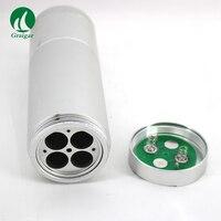 Calibrador handheld VMC 606 da vibração de digitas para verificar a saída da velocidade dos acelerômetros 10 mm/s rms Med. brilho Ferramenta -
