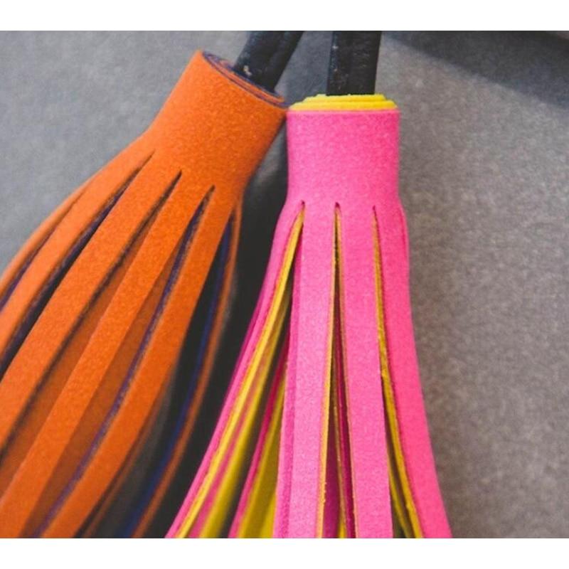 Marca famosa Sólido Colorido Correa Bolso de las mujeres de color - Bolsos - foto 4