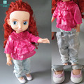 Doll accessories casual wear pantyhose, high-top shoes for 40cm salon dolls, tlida dolls and handmade dolls
