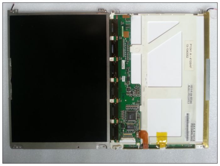 10.4-inch PD104SL3 industrial LCD screen10.4-inch PD104SL3 industrial LCD screen