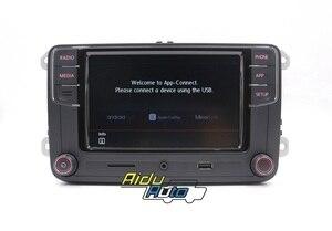 Image 4 - 6RF 035 187 E CarPlay Android Auto RCD330 RCD340 Plus Noname Radio 6RF035187E