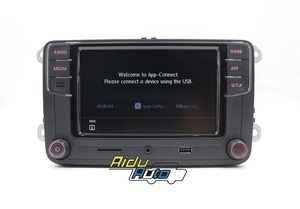 Image 4 - 6RF 035 187 E CarPlay Android の自動 RCD330 RCD340 プラス Noname ラジオ 6RF035187E