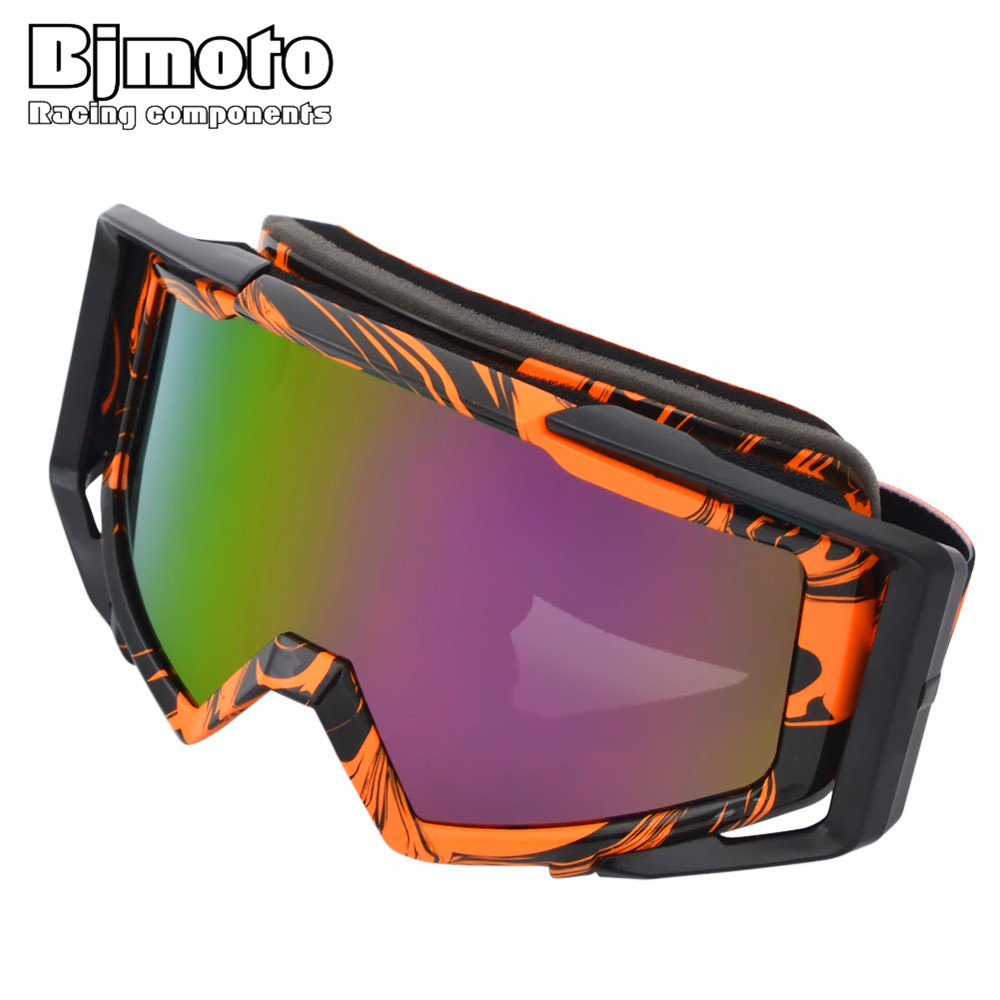 Newset Motocross Goggles Glasses Oculos Cycling MX Off Road Helmet Ski Sport Gafas For Motorcycle Dirt Bike ATV Racing Goggles