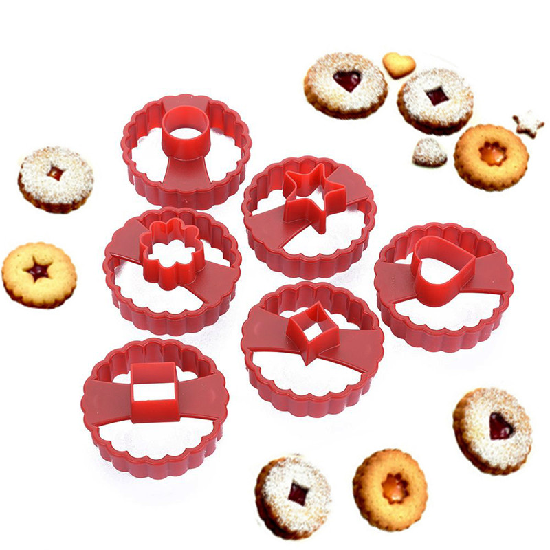 Linzer Cookie Cutter Set