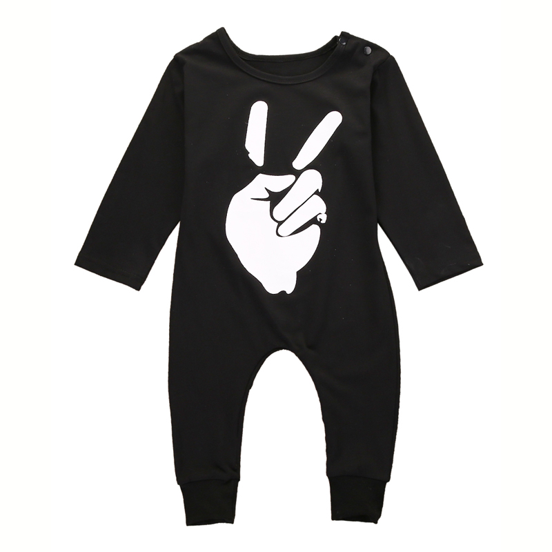 Baby Boy Clothing Baby Rompers Children Spring Autumn Clothing Newborn Baby Clothes Cotton Long Sleeve  Infant Jumpsuits 6M-2T hhtu baby rompers jumpsuits baby girls clothing children autumn newborn baby clothes cotton long sleeve climb clothes