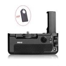 Meike MK-A9 Battery Grip Control shooting Vertical-shooting Function Battery Grip for Sony A9 A7III A73 A7M3 A7RIII A7R3 Camera