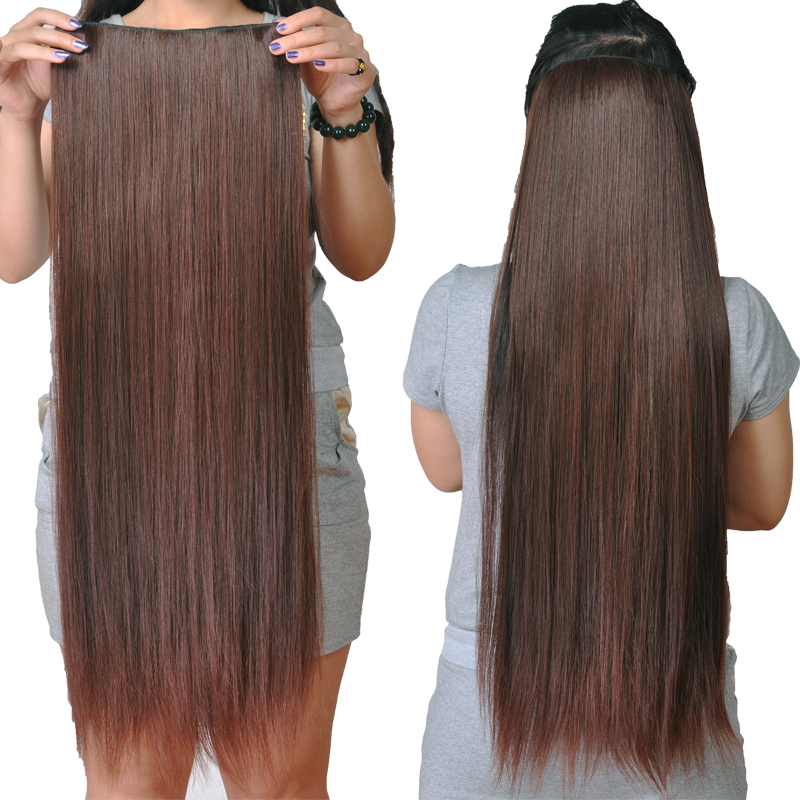 2014 new full head one piece clip in 100 remy women hair 2014 new full head one piece clip in 100 remy women hair extensions hairpieces 200grams on aliexpress alibaba group pmusecretfo Images
