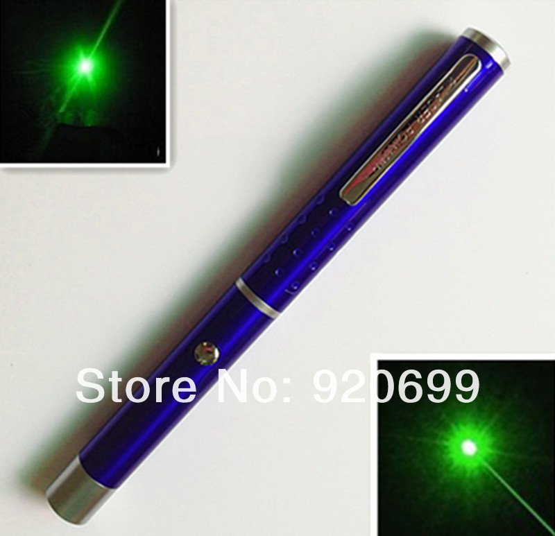 Cheap 532nm green laser pointer pen Beam Light 20mw (BLUE) - Shenzhen KaiMeiTe technology co., LTD store