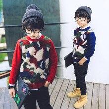 Нана lala детские свитера прилив 2016 новых зимней одежды детская одежда мальчик круглым воротом свитера свитера, 8839
