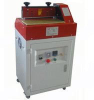 31cm Hot Melt Adhesive Gluing Machine Glue Coating for Leather, Paper 220V Brand new RH