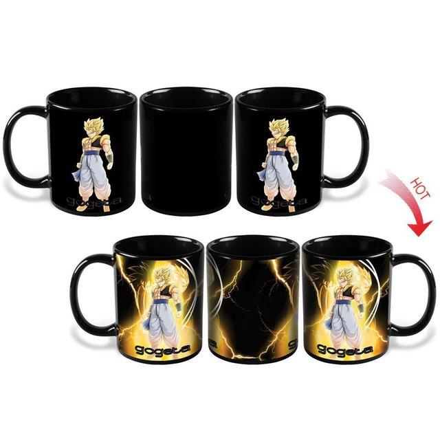Genuine Dragon Ball Z Color Changing Coffee Mug