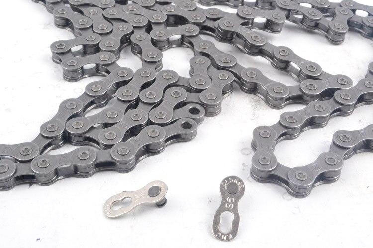 Z99 MTB цепь для горного велосипеда 9 скоростей 27 скоростей складные велосипедные цепи для BMX с магическим разъемом цепи