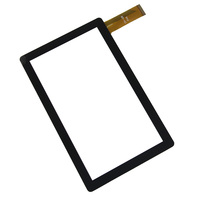 7 Inch Capacitive Touch Screen Digitizer Glass Replacement For Guanbai Tablet PC Allwinner A13 BG830 Q88