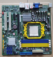 Used Original For ACER Aspire M3200 RS780M03A1 Socket AM2 DDR2 780G Desktop Motherboard Free Shipping