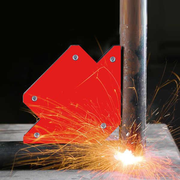 Welding Magnetic Holder Welder Positioner Multi Angle And 3
