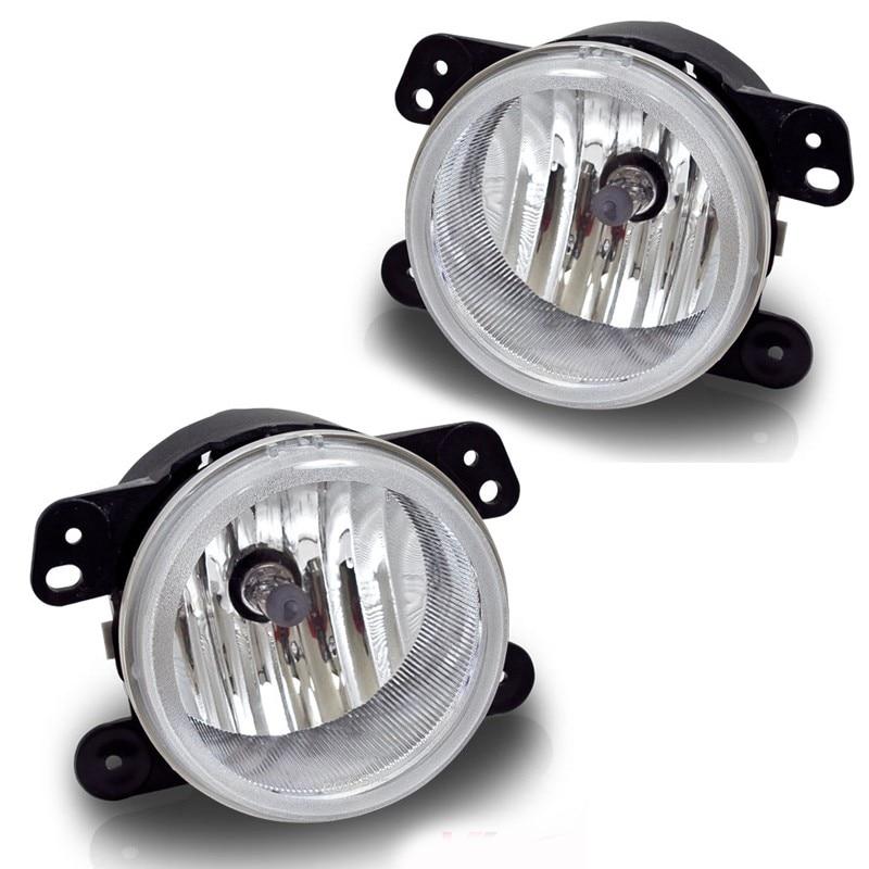 Case for Dodge Journey 2009 2010 fog light halogen fog lamp H10 12V 42W car light