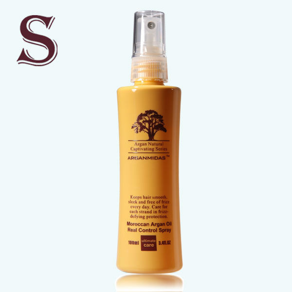Moroccan argan oil Arganmidas Best Moisturizing Spray For Curly Hair 100ML  Free Shipping
