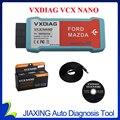 WIFI Versión VXDIAG VCX NANO para Ford/Mazda 2 en 1 para V100 V100 para Mazda Ford IDS Actualización de CD con Desbloqueado Firmware