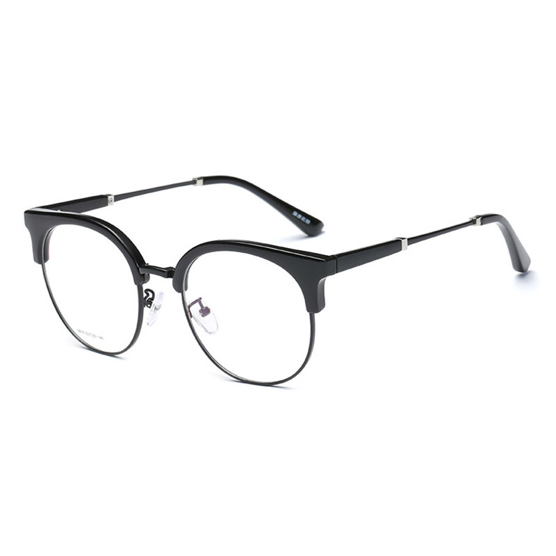 Image 5 - Handoer 6610 Optical Glasses Frame for Men and Women Alloy Eyewear Full Rim Alloy Spectacles Glasses Optical Prescription Frame-in Men's Eyewear Frames from Apparel Accessories