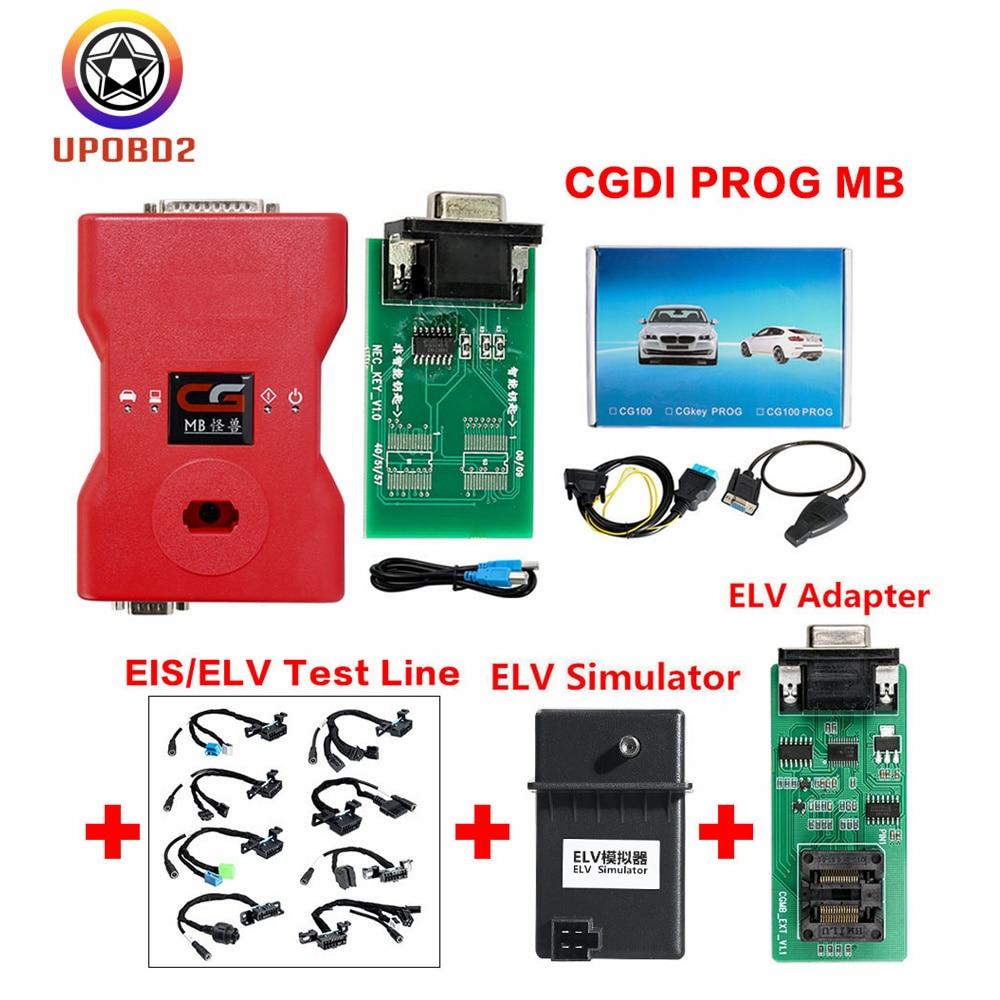 CGDI Prog MB For Benz Key Programmer Add Fastest For Benz CGDI MB Key Programmer with
