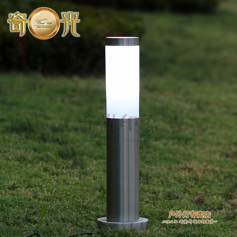 Buy lawn lamp lighting fitting stainless for Luminaire outdoor
