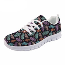 NOISYDESIGNS Colorful Om Shoes Woman flat Casual Womens Sneakers Chaussures Femme Student Comfortable Walking Women