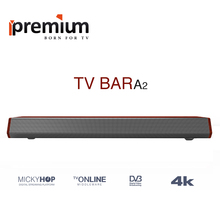 Consumer Electronics - Portable Audio  - Ipremium TV Bar A2 Sound Bar Wireless Subwoofer Bluetooth Speaker  With Optional Built-in DVB Function For Worldwide Used