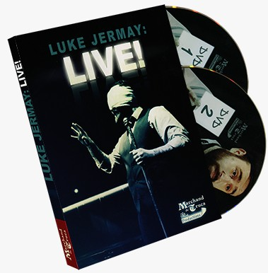 Luke Jermay - LIVE! Magic Tricks