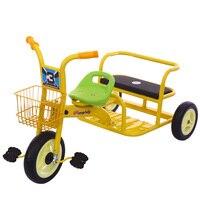Такси trike тандем трехколесный велосипед для детей