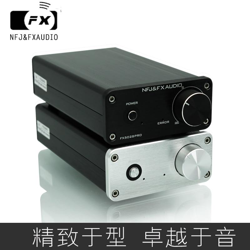 2017 FX-Audio New FX-502SPRO HiFi 2.0 Desk Full Digital Audio - Home Audio and Video - Photo 3