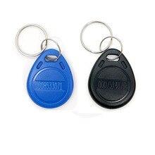 2шт 125 кГц TK4100 EM4100 RFID Метка близость Токен брелоки RFID карты ключ