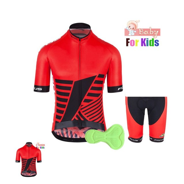 8da428c8d 2018 Kids Summer Cycling Set Bike Suit for Children Pro Team Sky Short  Sleeves Bicycle Ropa Ciclismo Mountain Bike Cycling Kits
