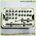 MCT Dental Implant Instrument Fixture & Screw Remover Kit