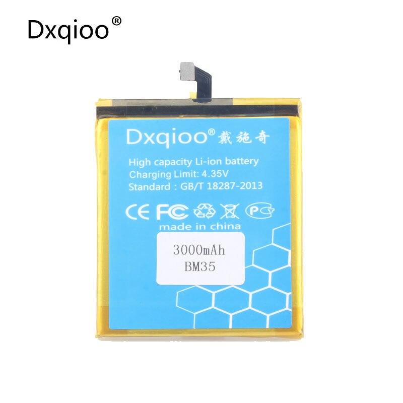 Dxqioo Mobile phone <font><b>battery</b></font> fit for xiaomi 4c MI4C mi 4c <font><b>BM35</b></font> <font><b>batteries</b></font>