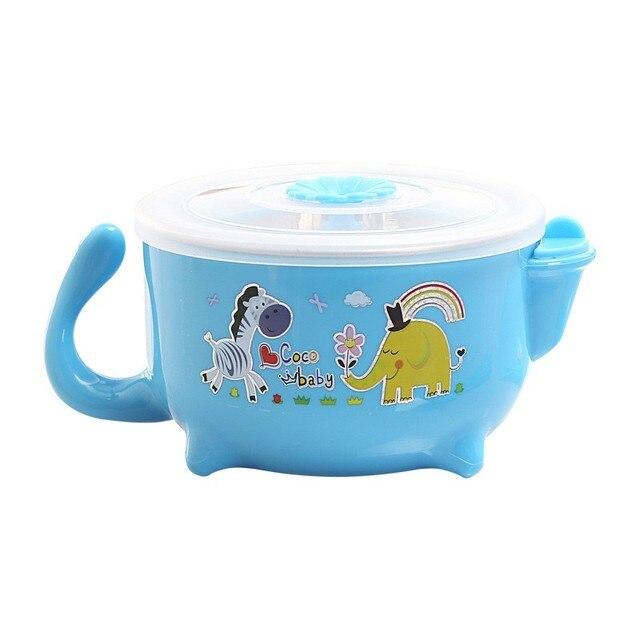 Blue Heated water dish 5c64f53815252