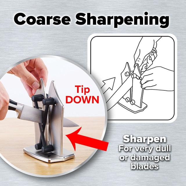 Bavarian Edge™️ Knife Sharpener