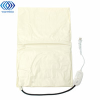 40X60CM Pet Electric Blanket Heating Pad Heater Dog Cat Warmer Mat Adjustable Temperature 35W 220V